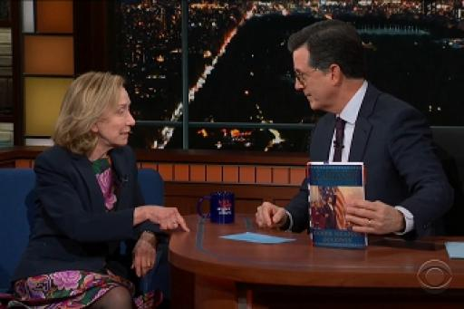 The Late Show with Stephen Colbert S04E62