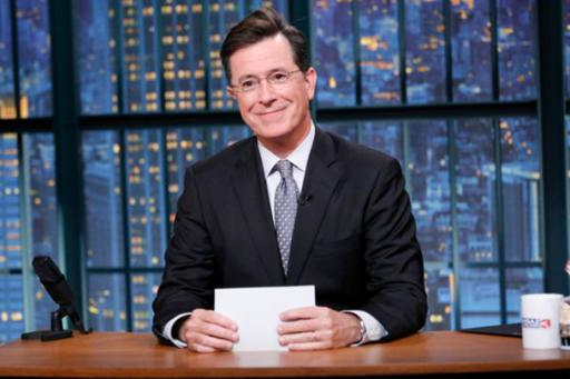 The Late Show with Stephen Colbert S05E117