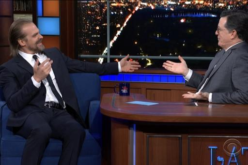 The Late Show with Stephen Colbert S05E44