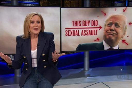 Full Frontal with Samantha Bee S04E15