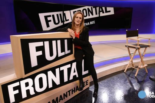 Full Frontal with Samantha Bee S05E09