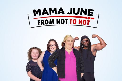 Mama June from Not to Hot S04E04