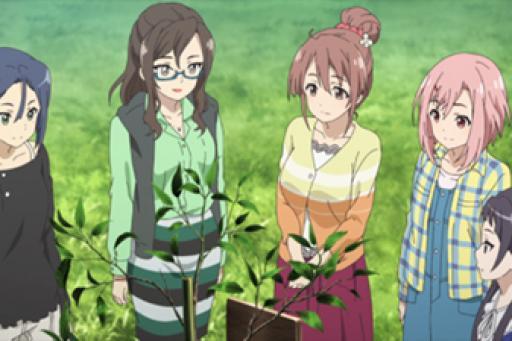 Sakura Quest S01E25