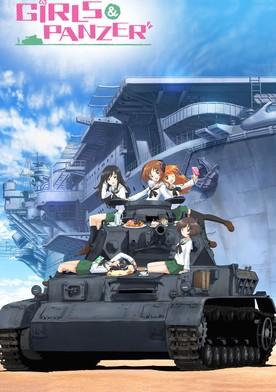 Girls und Panzer S01E12