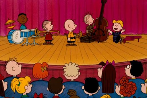 This Is America, Charlie Brown S01E08
