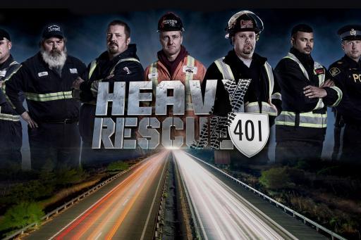 Heavy Rescue: 401 S02E11