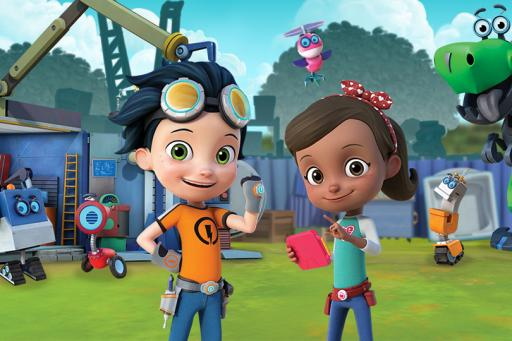 Rusty Rivets S03E09