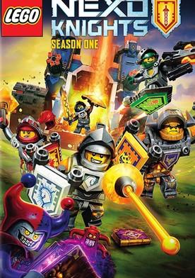 LEGO Nexo Knights S01E10