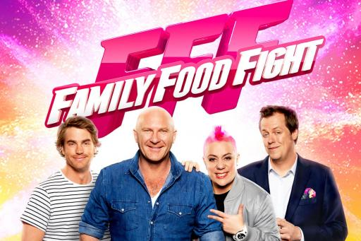 Family Food Fight S02E16