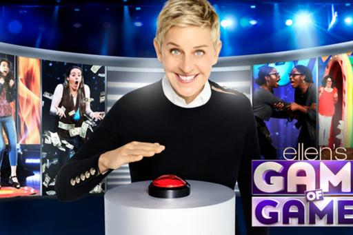 Ellen's Game of Games S02E03