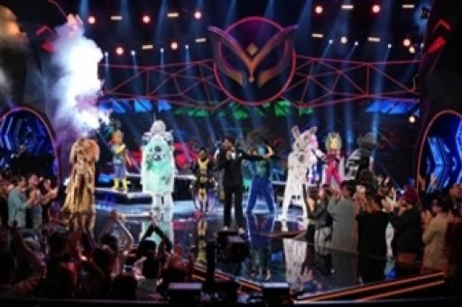 The Masked Singer S01E10