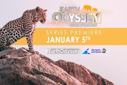 Earth Odyssey with Dylan Dreyer S01E03