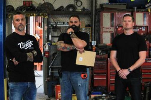 Garage Rehab S02E11