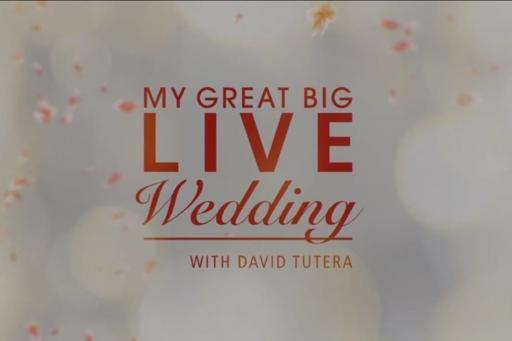 My Great Big Live Wedding with David Tutera S01E02