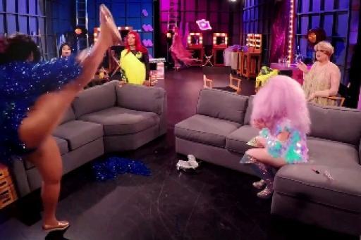RuPaul's Drag Race: Untucked S11E03