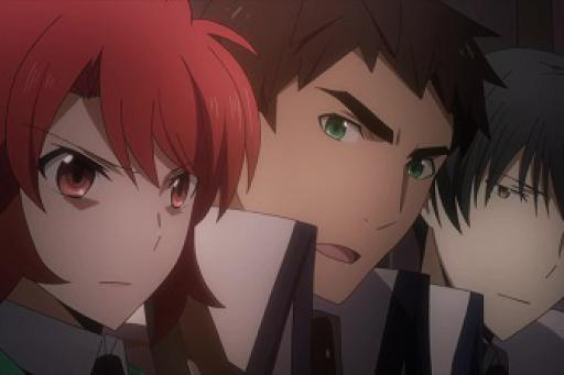 The Irregular at Magic High School S01E26