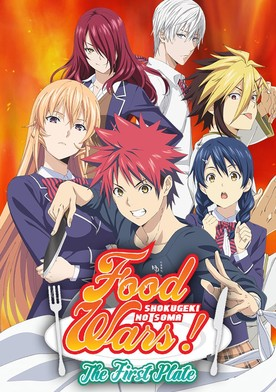 Food Wars!: Shokugeki no Soma S01E24