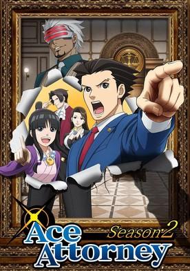 Ace Attorney S02E23