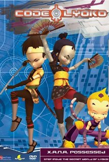 Watch Code Lyoko