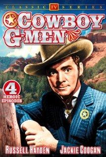 Watch Cowboy G Men
