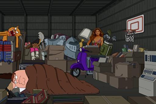 Family Guy S17E18