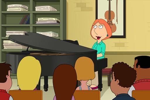 Family Guy S18E10