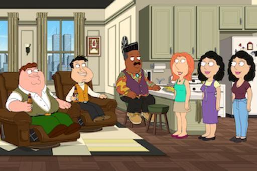 Family Guy S18E06