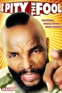 Watch I Pity the Fool Online