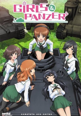 Watch  Girls und Panzer Online