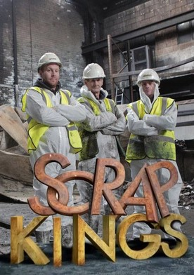 Watch Scrap Kings Online