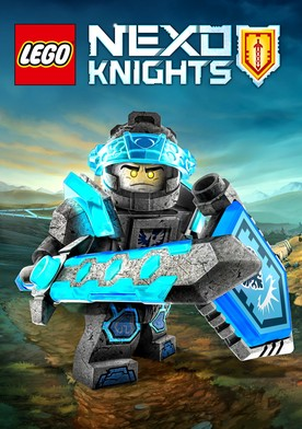 Watch LEGO Nexo Knights Online