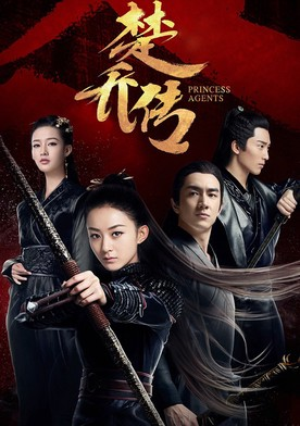 Watch Princess Agents Online
