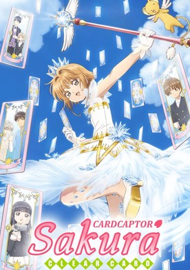 Watch Card Captor Sakura: Clear Card Online