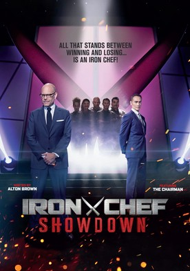 Watch Iron Chef Showdown Online