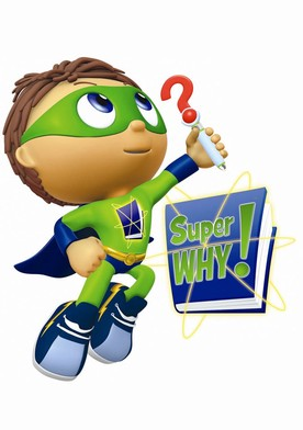 Watch Super Why!