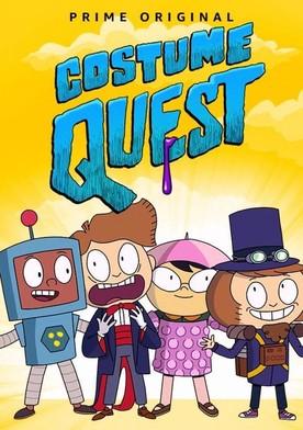 Watch Costume Quest Online