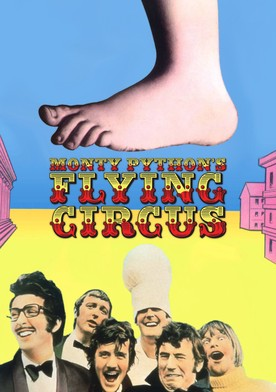 Watch Monty Python's Flying Circus