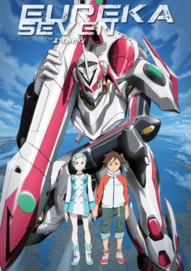 Watch Eureka Seven Online