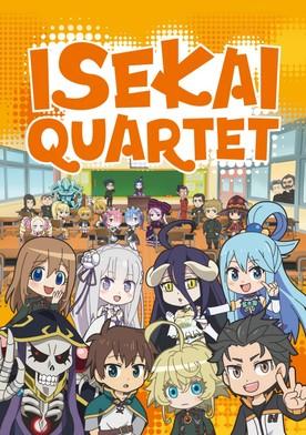 Watch Isekai Quartet Online