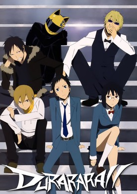 Watch Durarara!! Online