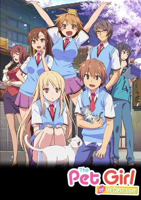 Watch The Pet Girl of Sakurasou Online