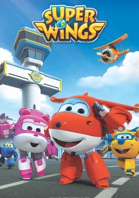 Watch Super Wings! Online