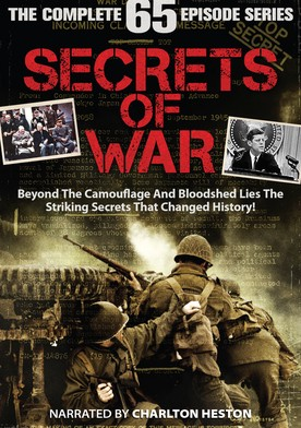 Watch Sworn to Secrecy: Secrets of War Online