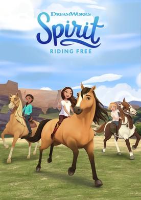 Watch Spirit: Riding Free Online