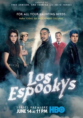 Watch Los Espookys Online