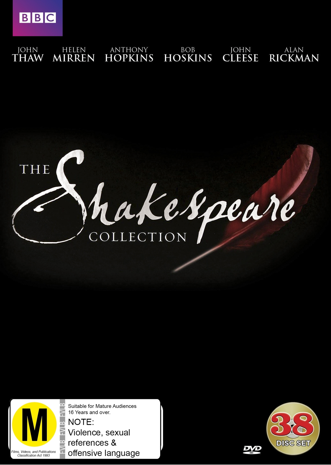 Watch BBC Television Shakespeare Online