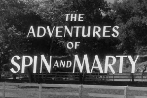The Adventures of Spin and Marty S01E26