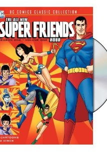 Watch The All New SuperFriends Hour