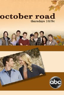 Watch October Road