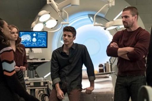 The Flash S05E09